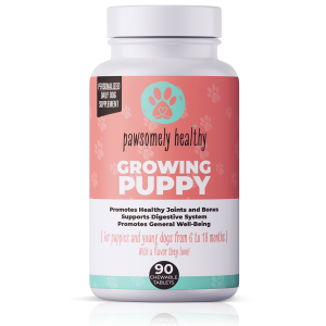Growing Puppy